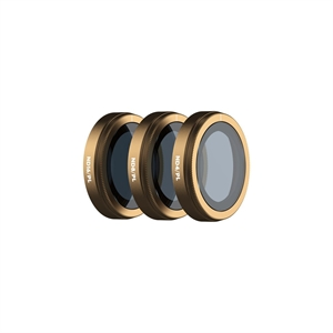 Polar Pro ND-filtre til Mavic 2 Zoom (Vivid Collection) 3-pack