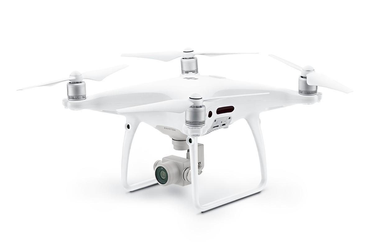 Splinternye DJI Phantom 4 Pro drone tilbud på lager her med 4K kamera - DJI JM-07